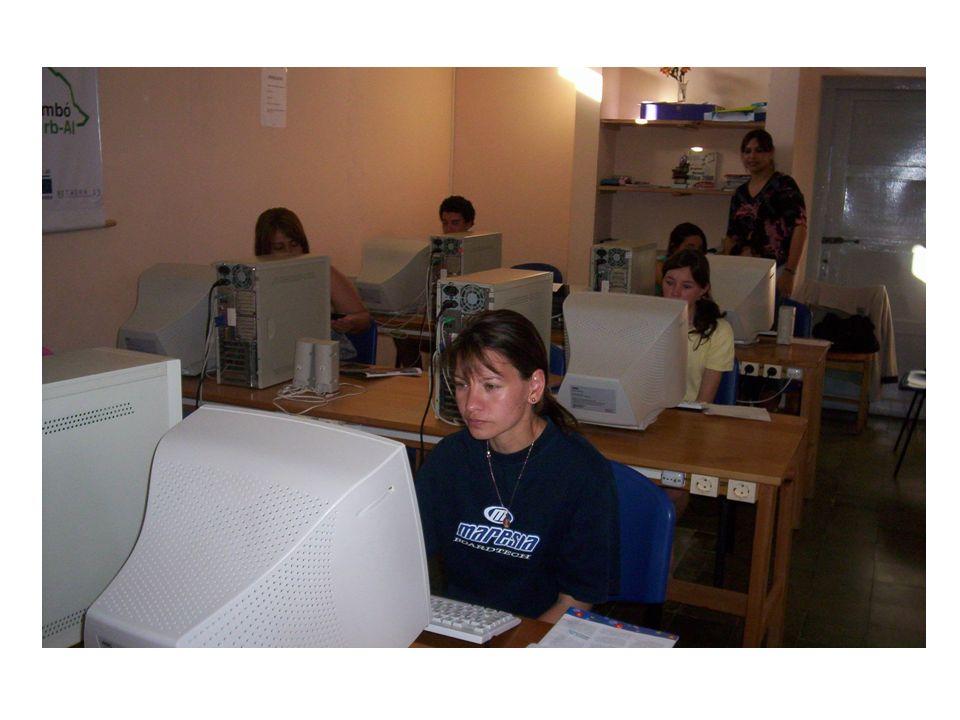 Se hizo mucho énfasis en definir al centro como un punto de socialización, de formación, de contribución a la empleabilidad.