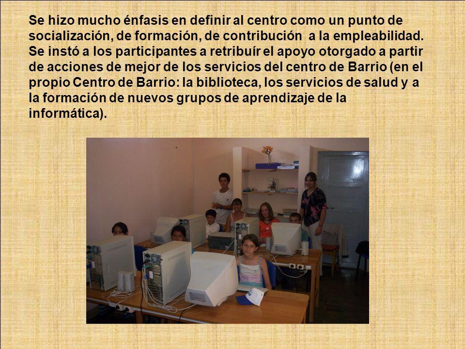 Centro de Barrio Nº 3