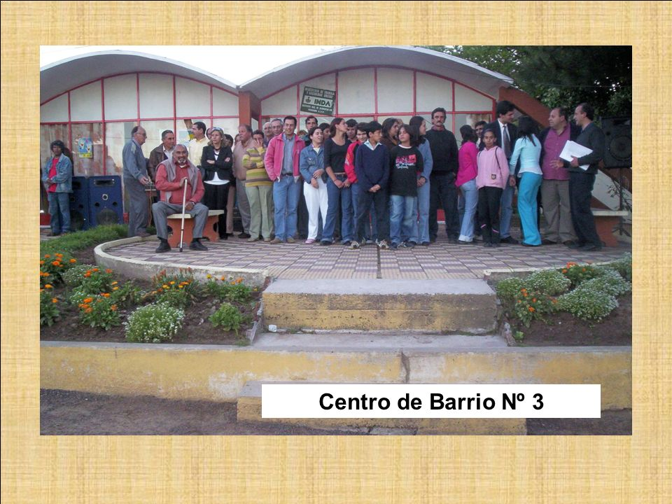 Centro de Barrio Nº 2