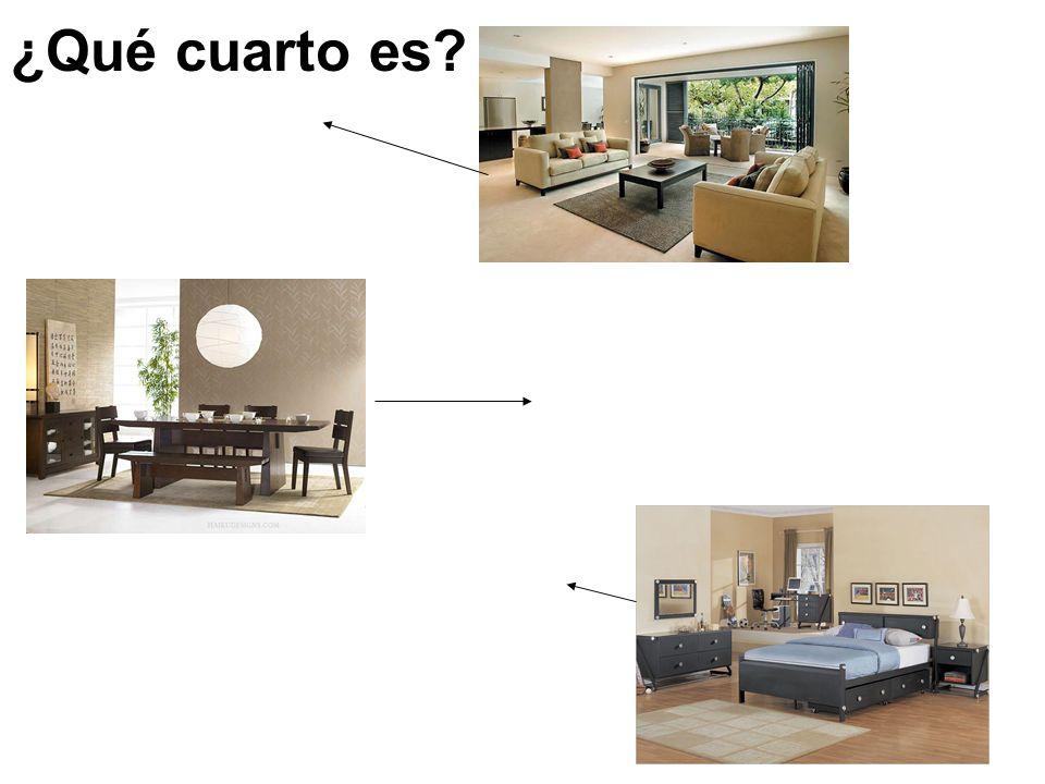 ¿Qué cuarto es