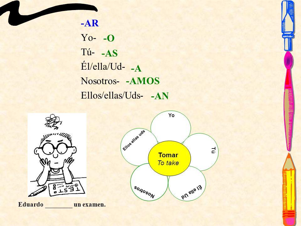 Ejercicios: Use these adjectives with the verb SER to describe 5 of your classes: 1.Fácil 2.Difícil 3.Aburrido 4.Divertido 5.Interesante –Leer En la sala de clase pg.