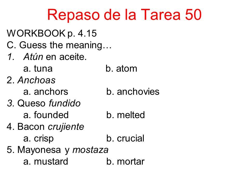 Ejercicios Leer Al teléfono p.144 Copia y responde Ejercicio A p.