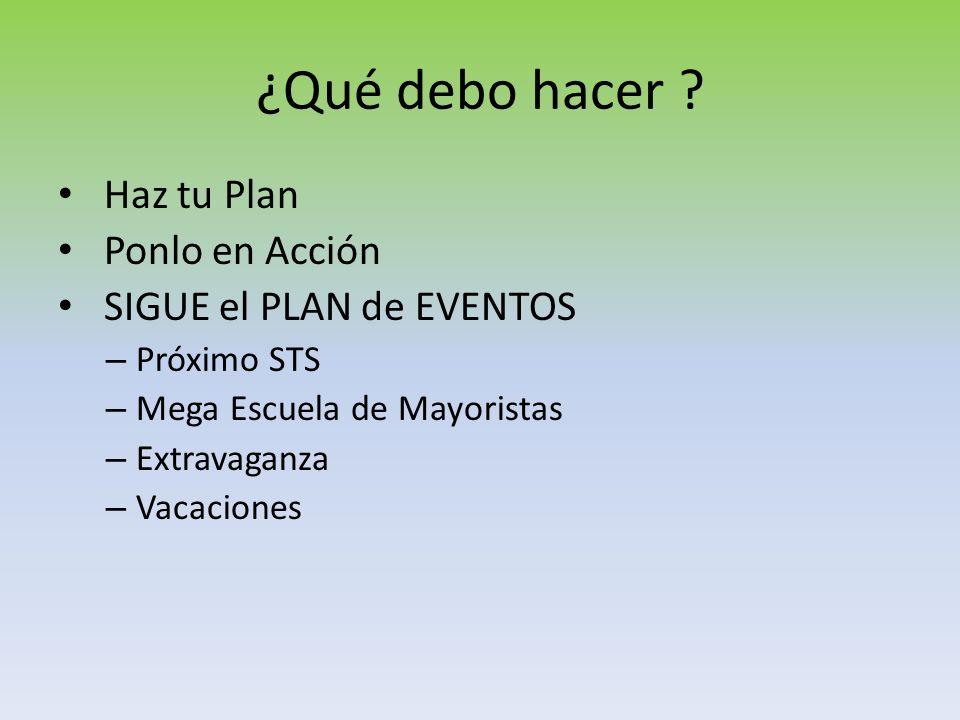 Tiempo Parcial y Completo VentasReclutamiento PARCIAL 2 eval x dia (minimo) 3 HOM/15 Inv. COMPLETO 4 eval x dia (minimo) 4 HOM/20 Inv.
