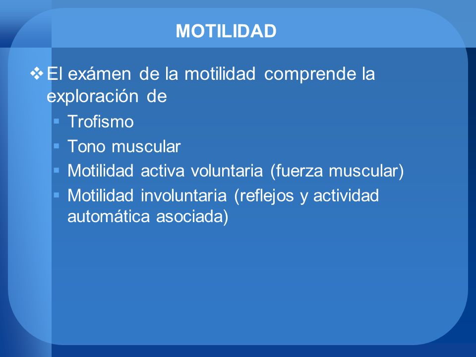 FUERZA MUSCULAR 5.Fuerza muscular normal