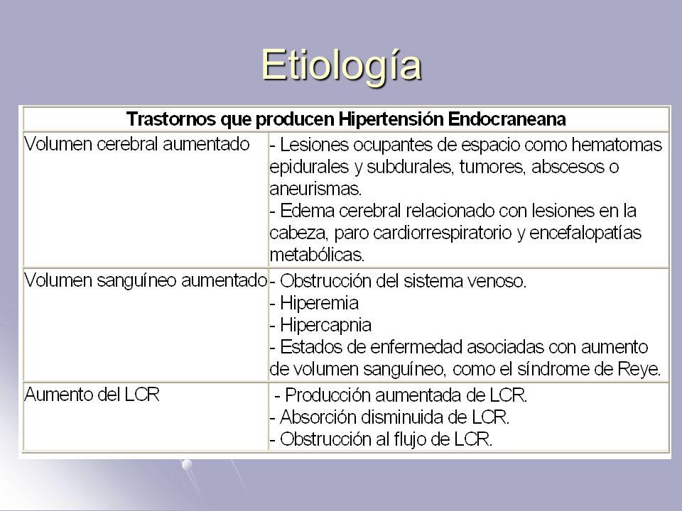 3.Herniación transtentorial central o diencefálica.