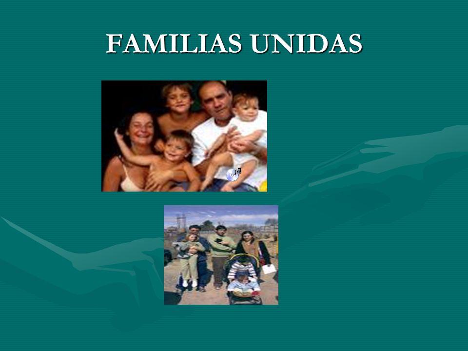 La familia La familia en diferentes épocas 2º colegio TAE