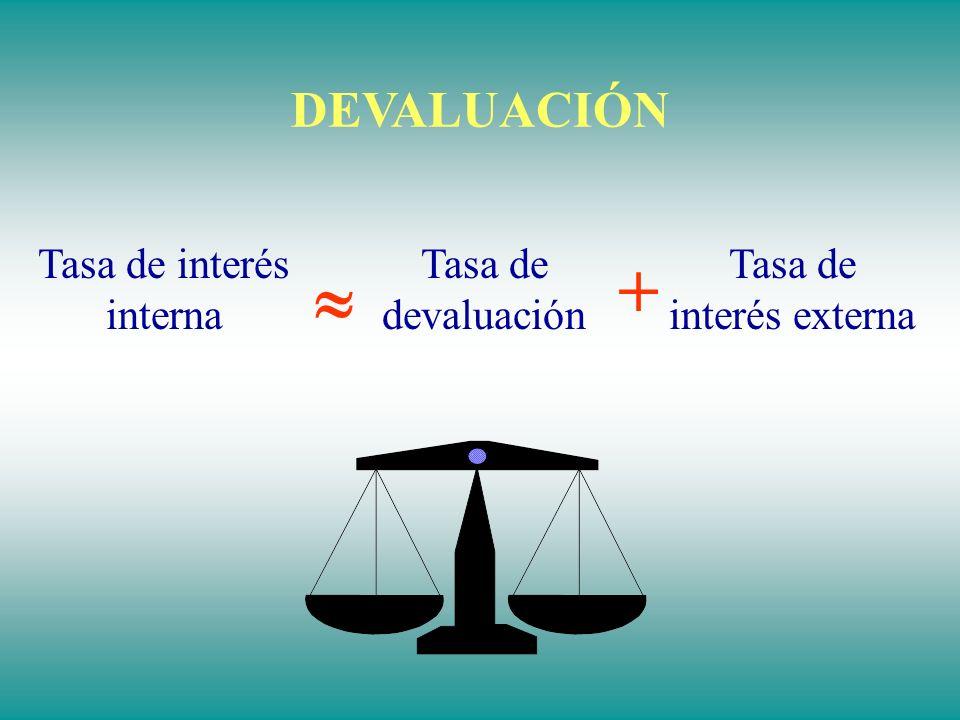 PESOS CORRIENTES Y PESOS CONSTANTES • En pesos constantes hacemos abstracción de la inflación y la devaluación.