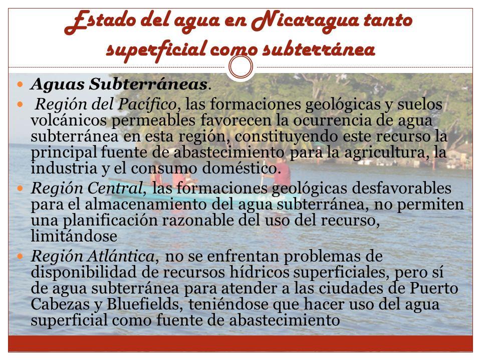 Minerales en Nicaragua La república de Nicaragua posee un sin número de recursos naturales que a lo largo de nuestra historia han sido motivo de distintos conflictos.