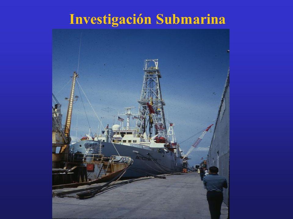 Investigación Submarina