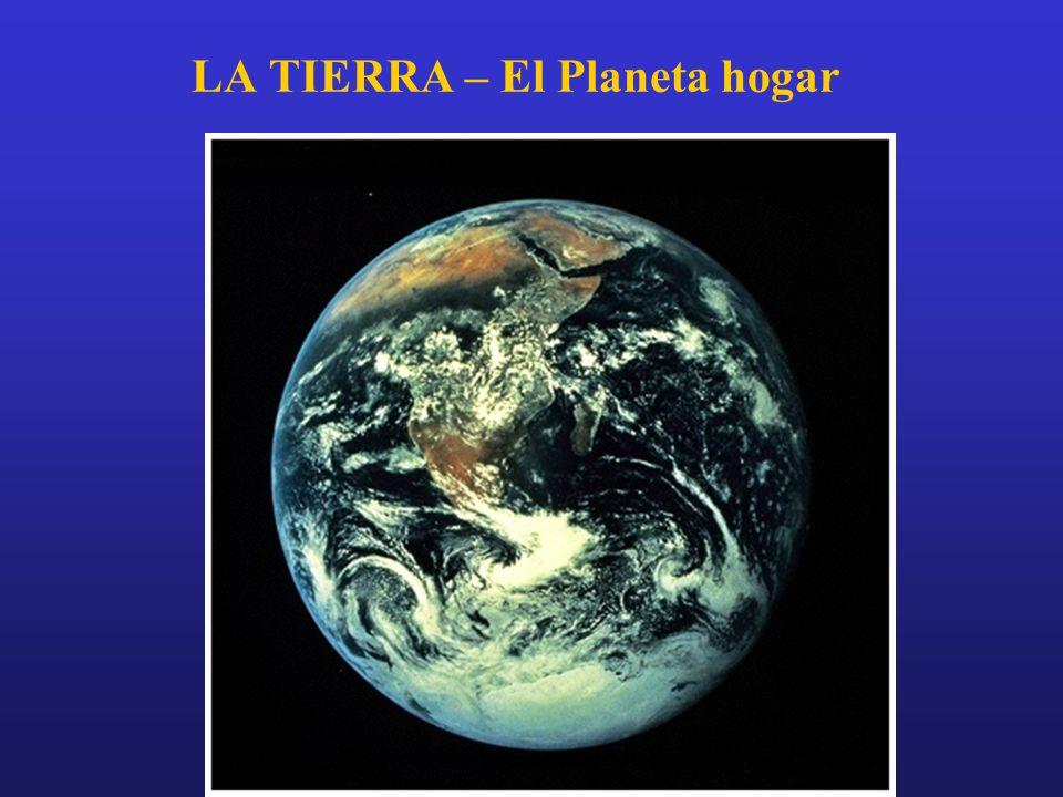 Organización de las Ciencias de la Tierra Qué son las Ciencias de la Tierra.