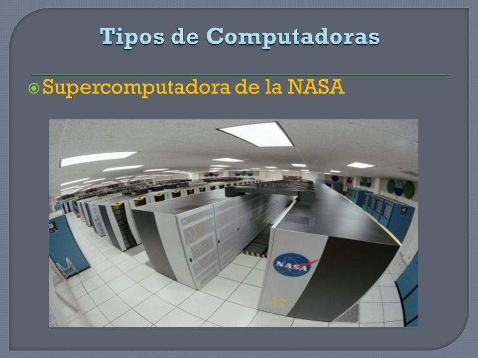 Supercomputadora BlueGeneP de IBM