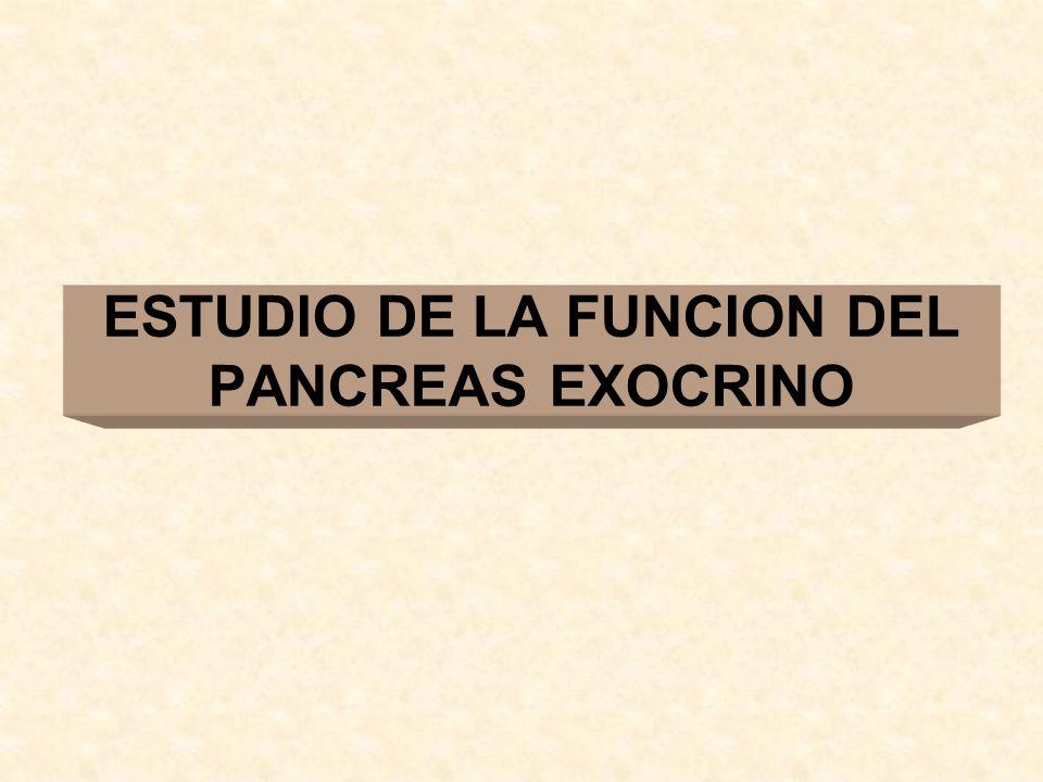 Pancreatitis aguda 1/500 admisiones en un hospital Causas más fr.: cálculo biliar, alcoholismo 25% idiopáticas Clínica Diagnóstico de exclusión Ecografía (S=78%, E=89%) TAC (S y E =90% Laboratorio: 94% de sensibilidad