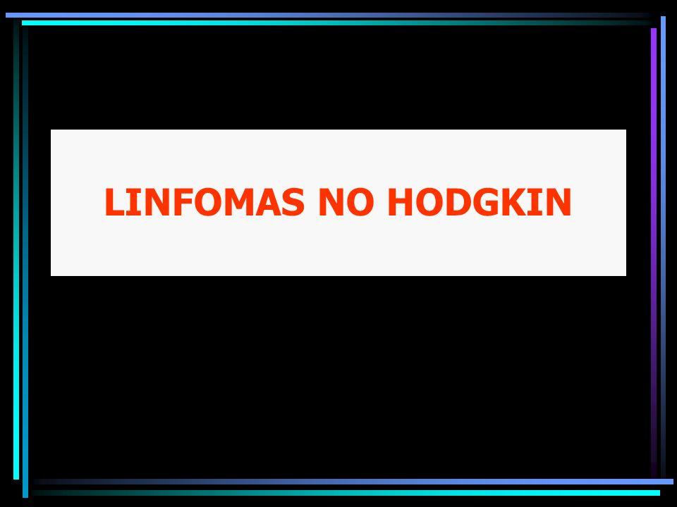 LINFOMAS: LINFOMAS NO HODGKIN ENFERMEDAD DE HODGKIN Enrique Casado Oncología Médica H. La Paz
