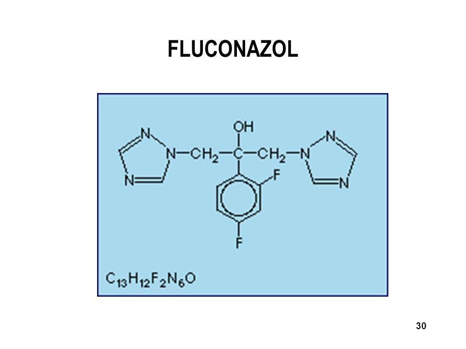 30 FLUCONAZOL