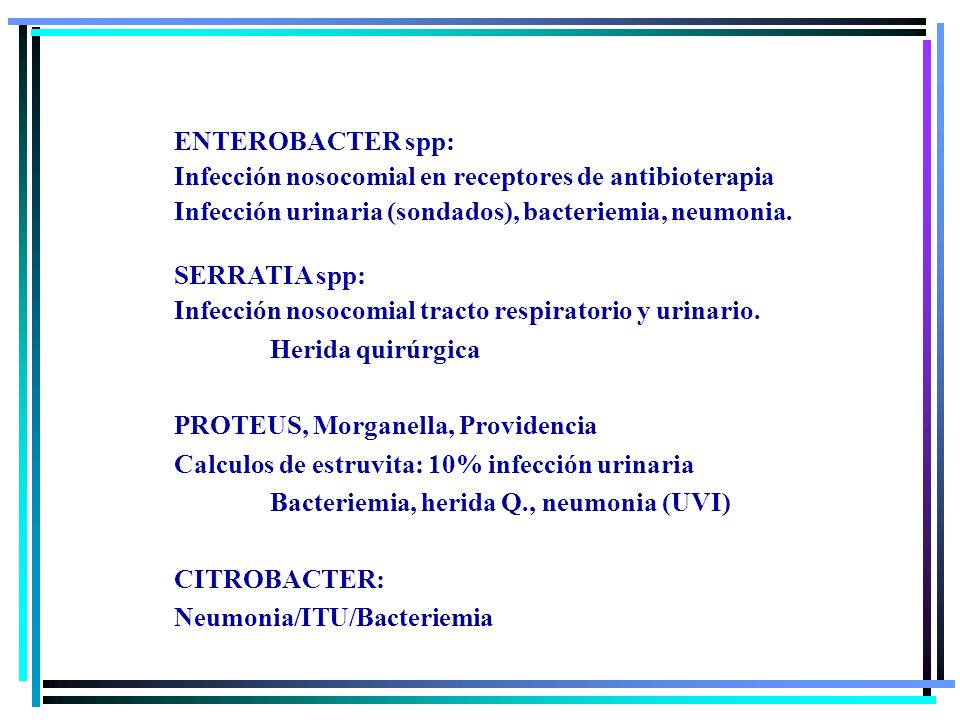 Neumonia nosocomial por Serratia