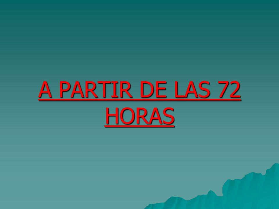 PRIMERAS 72 HORAS DOLOR MODERADO-LEVE: DOLOR MODERADO-LEVE: + MODERADO: (IV o VO) - AINES o PARACETAMOL pauta fija + opiáceo como rescate. + LEVE: (VO