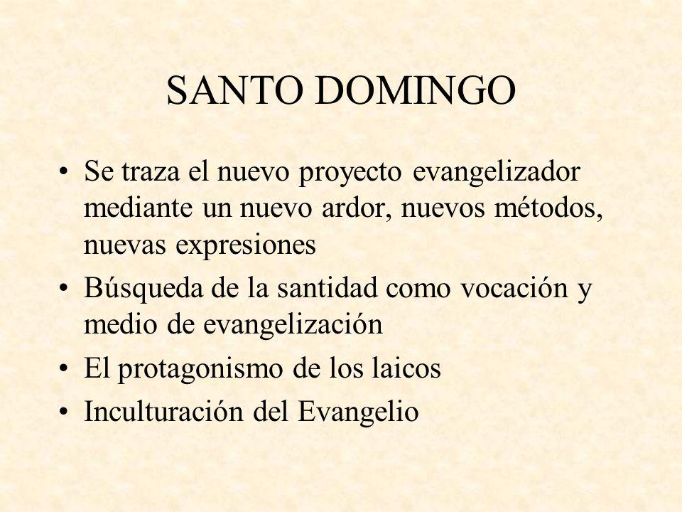 V CONFERENCIA GENERAL Discípulos y misioneros para que nuestros pueblos en El tengan vida.