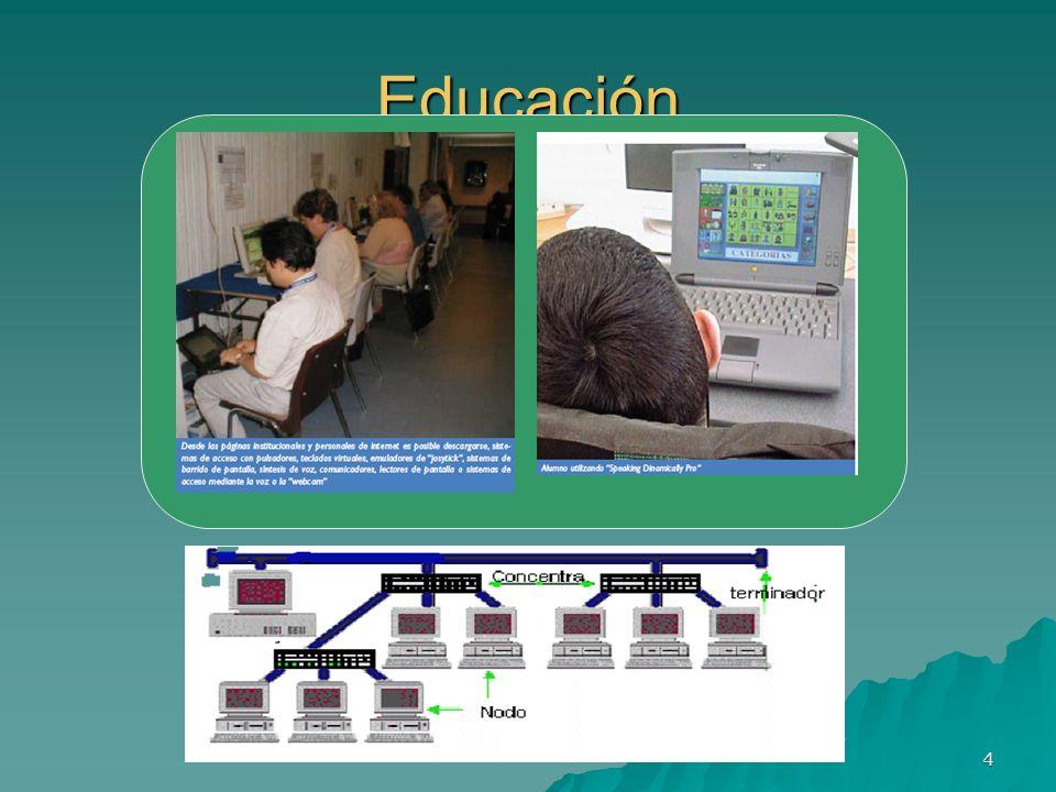 25 Teclado de conceptos Son teclados que constan, por lo general de 128 casillas programables con cadenas de caracteres o acciones asociadas a cada una de ellas