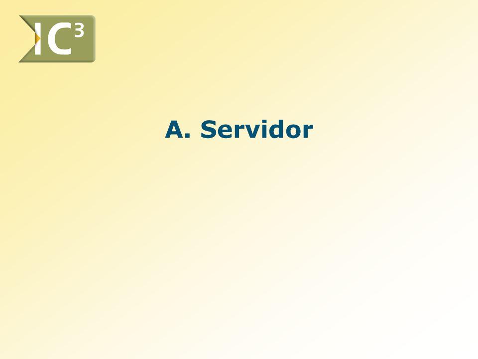 A. Servidor
