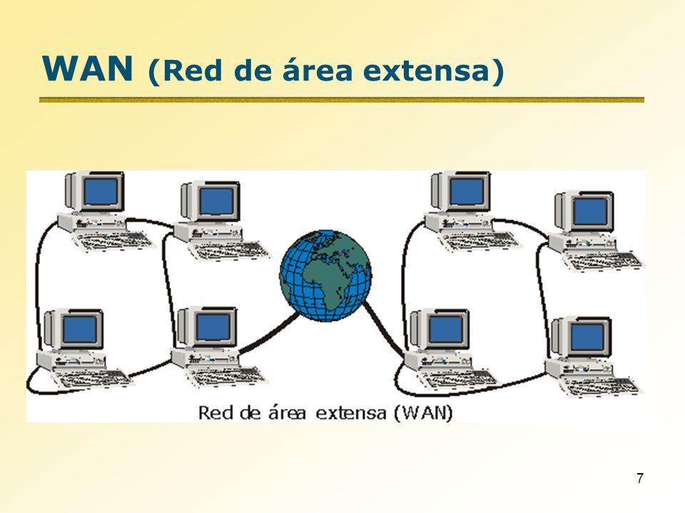 Una red es un sistema que permite que dos o mas computadoras se comuniquen y compartan recursos entre si
