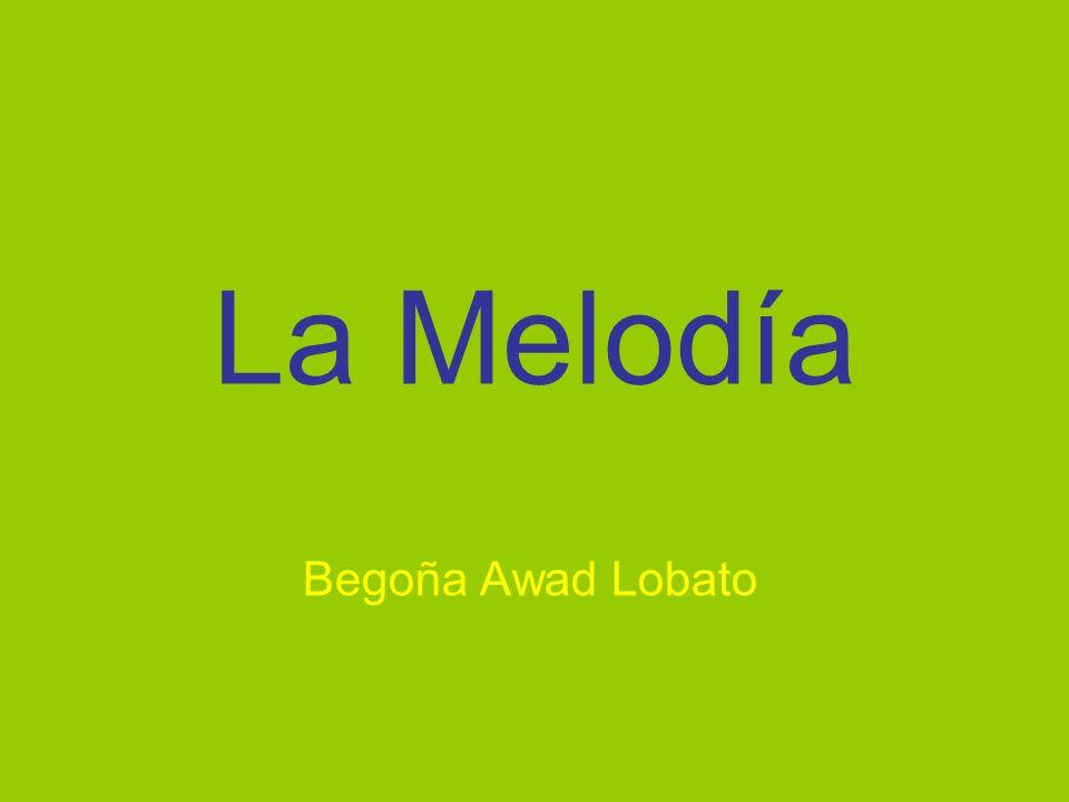 La Melodía Begoña Awad Lobato