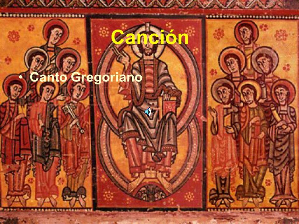 Canción Canto Gregoriano