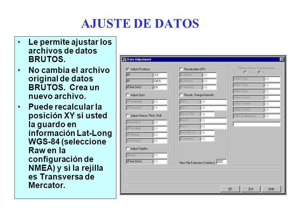 EXPORTAR A CAD – DXF Ejemplo (cont.) 1.Verifique los Parámetros DXF/DGN para cada objeto que va a convertir 2.Configure Convertir Desde.