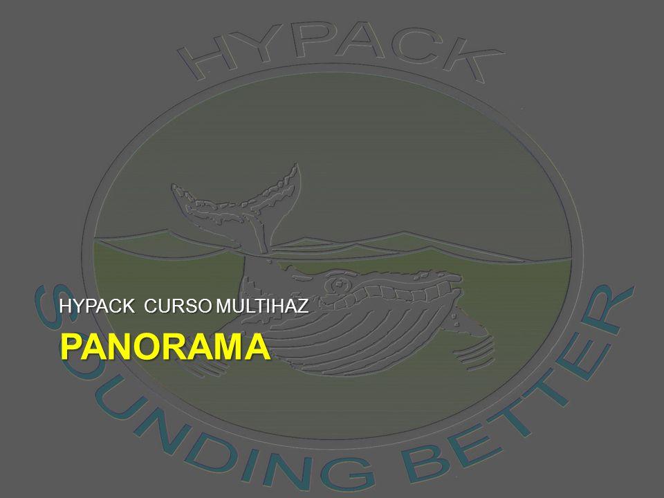 PANORAMA HYPACK CURSO MULTIHAZ