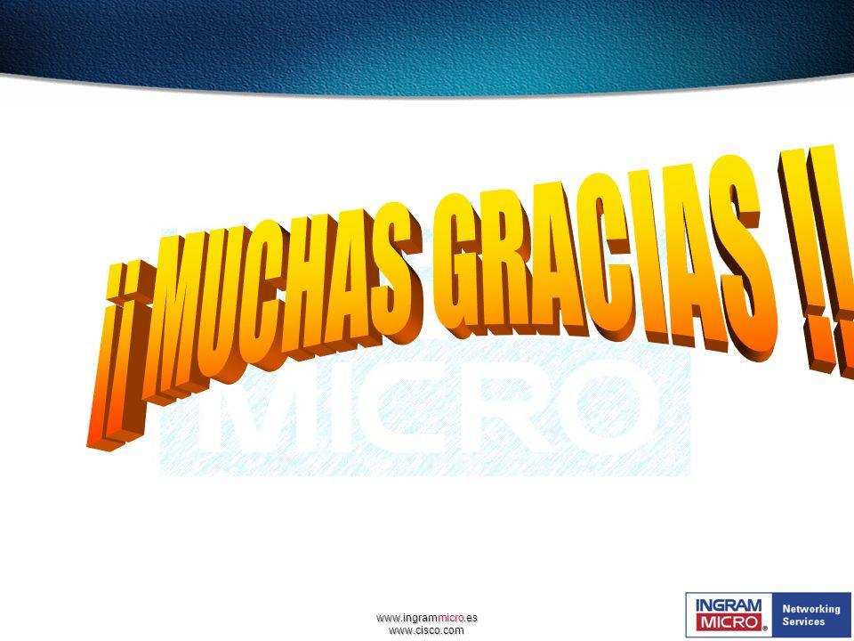 www.ingrammicro.es www.cisco.com