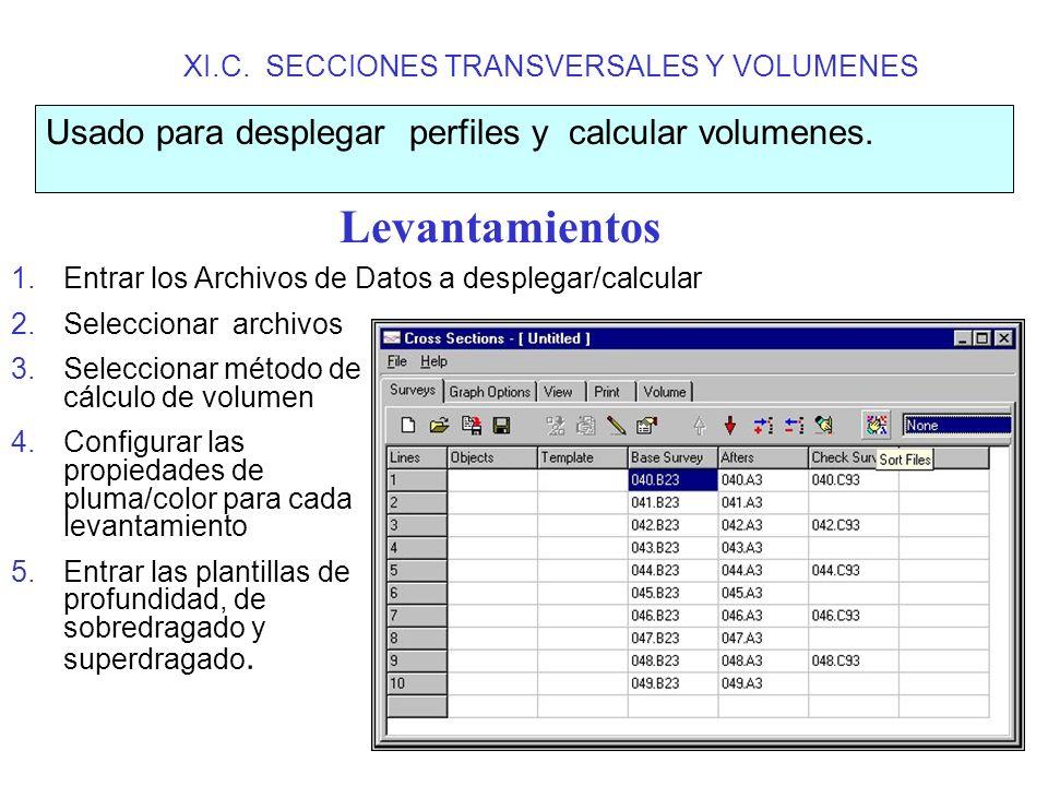 XI.C.1.b.Opciones Gráficas La Etiqueta (Labeling) controla como la gráfica es etiquetada.