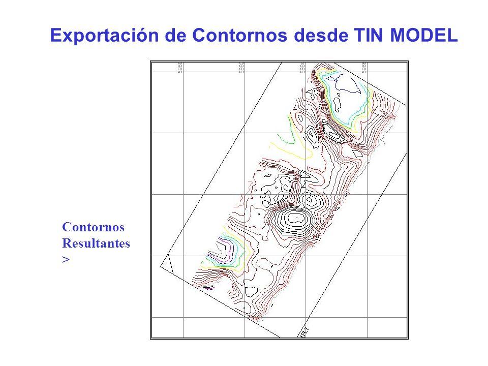 Calculando la diferencia de archivos XYZ (Estudios de Transporte de Sedimentos).