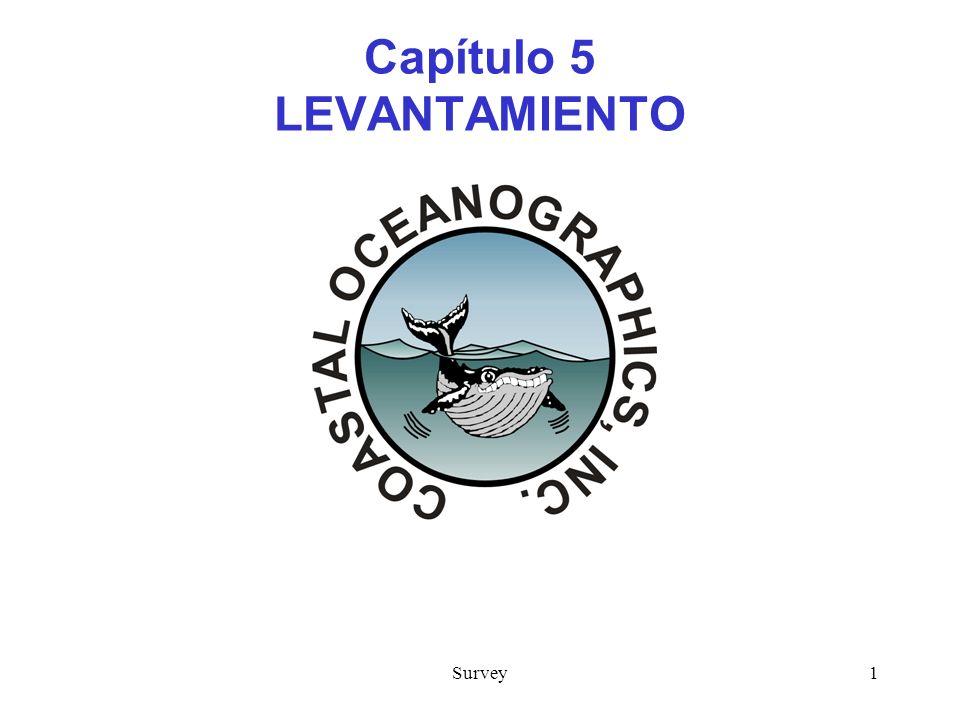 Survey1 Capítulo 5 LEVANTAMIENTO