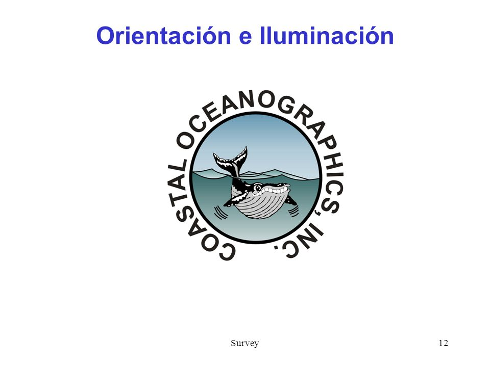 Survey12 Orientación e Iluminación