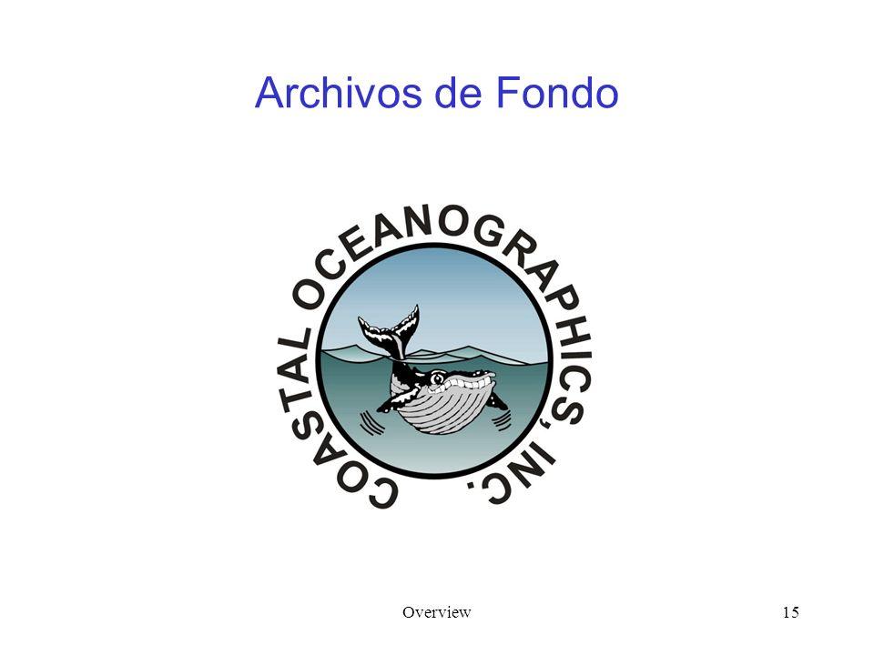 Overview15 Archivos de Fondo
