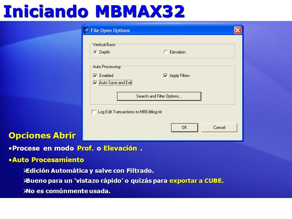 Salve Su trabajo Escoja un Formato de Archivo HS2: Para edición adicional (MBMAX, CUBE, Nube).