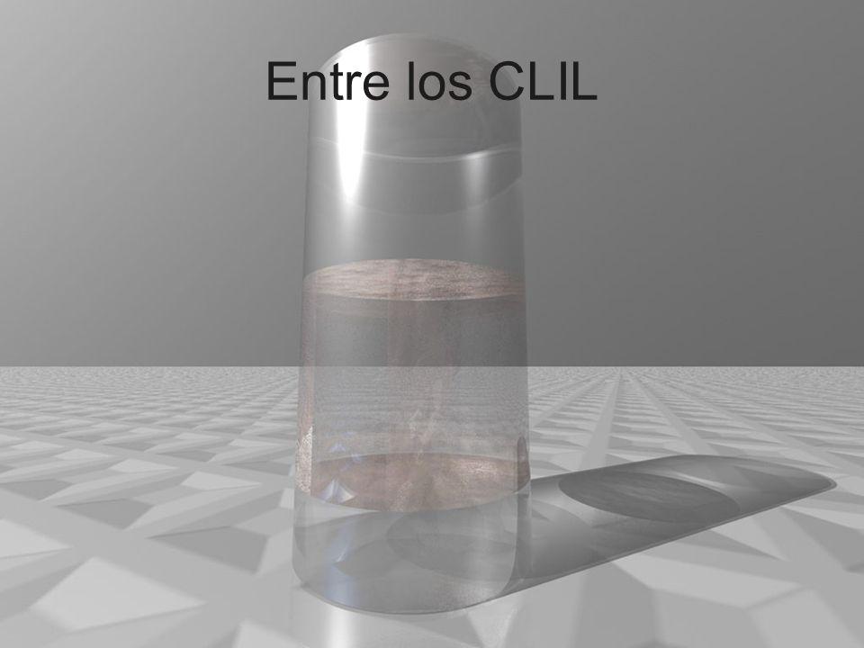 Entre los CLIL