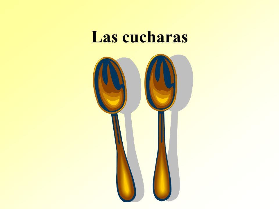 Las cucharas