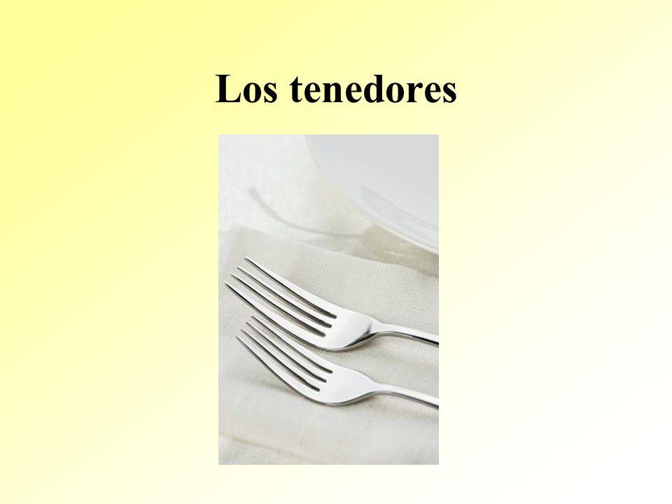Los tenedores