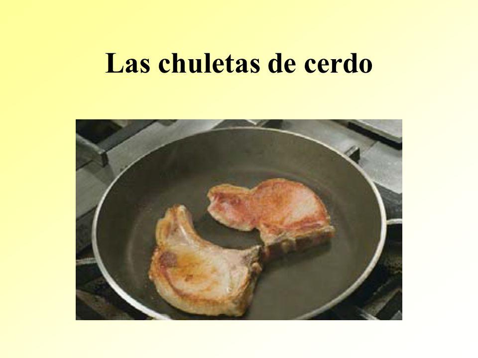 El (la) cocinero (a)