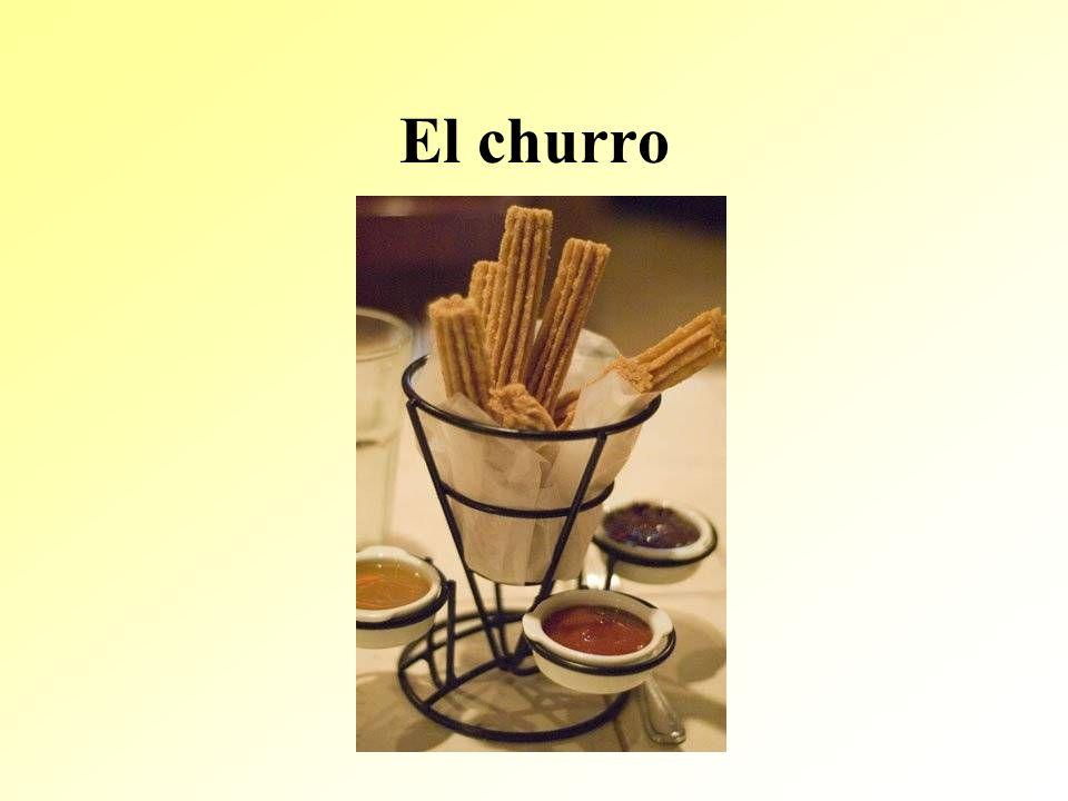 El churro