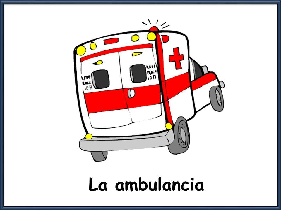La ambulancia