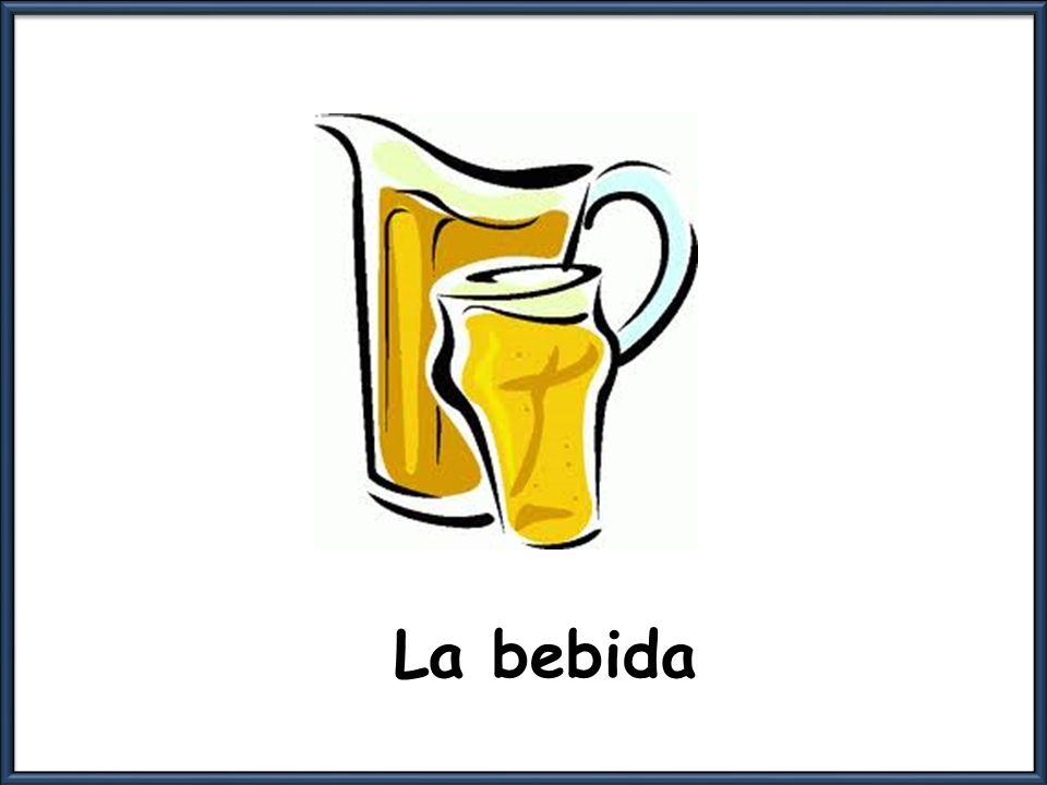 La bebida