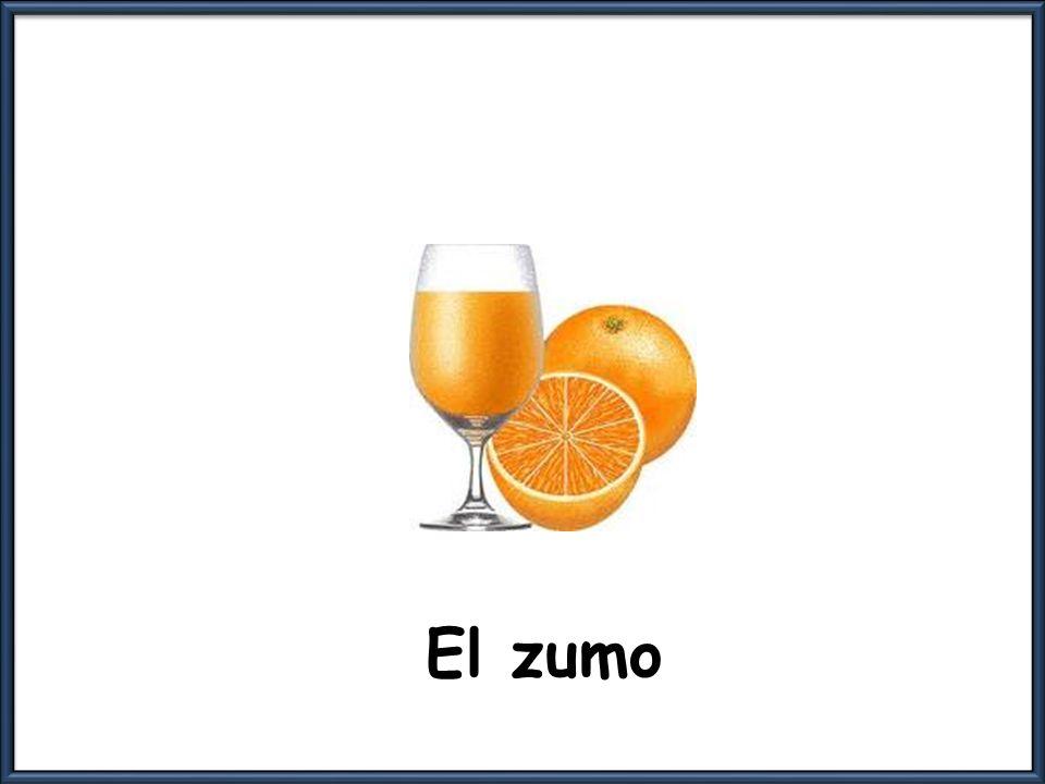 El zumo