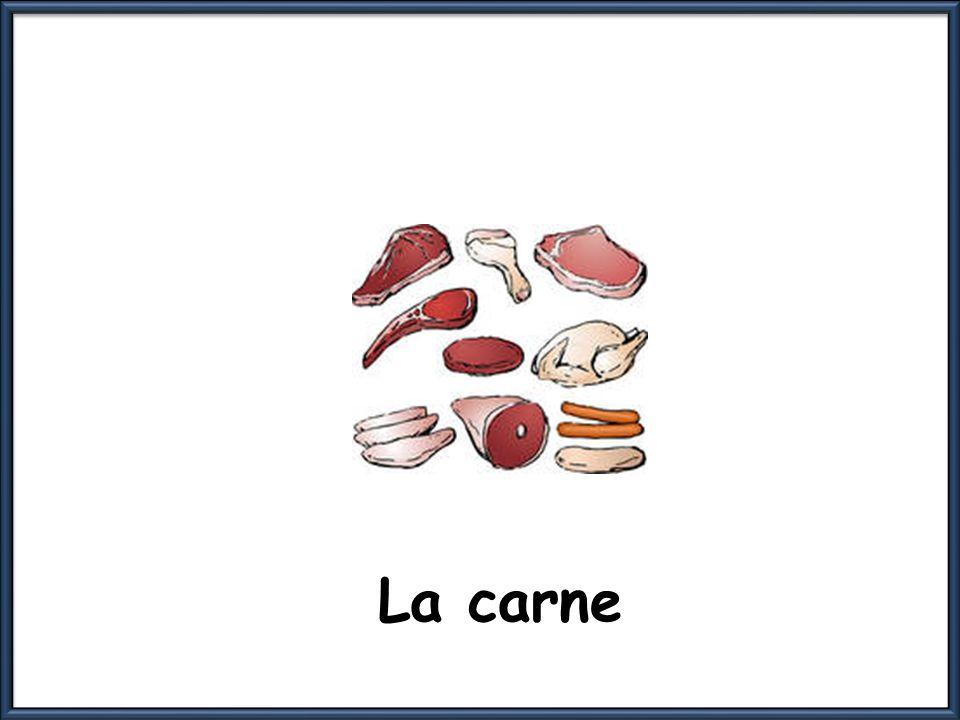 La carne de vaca