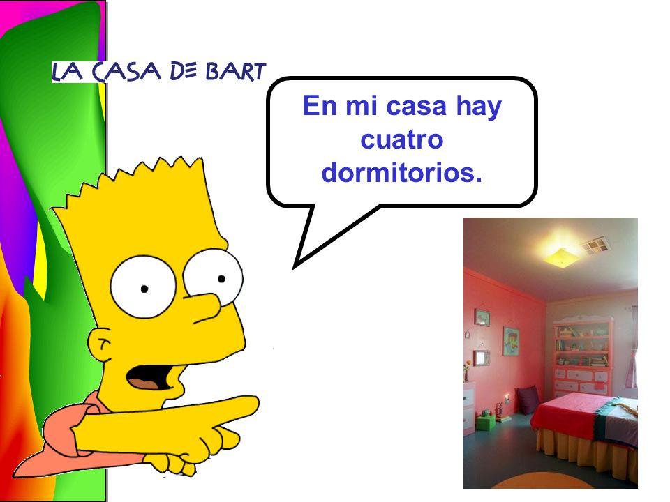 Home, Sweet Home Bart Simpsons House
