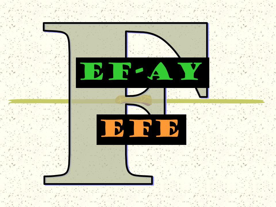 EF-AY efe