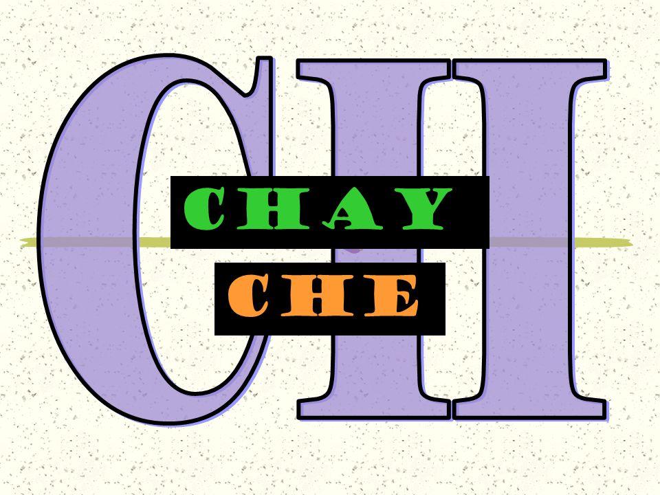 CHAY che