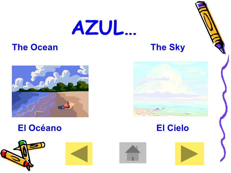 BLUE AZUL [aΘul]
