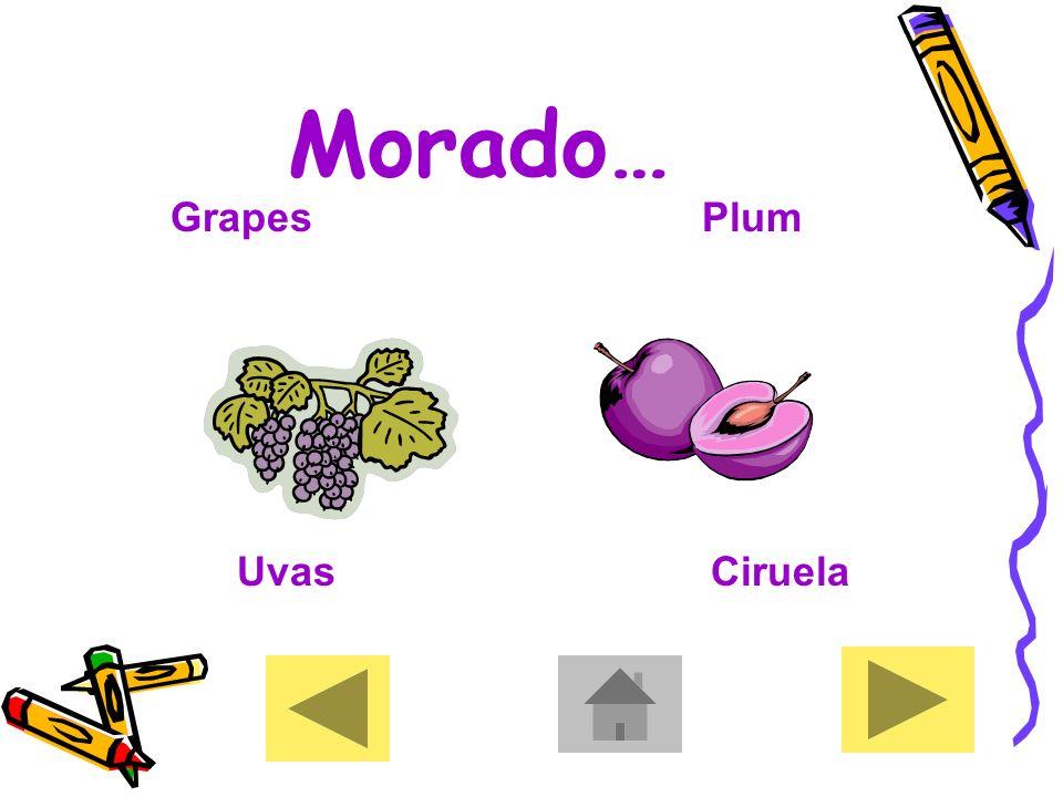 PURPLE MORADO [moraδo]