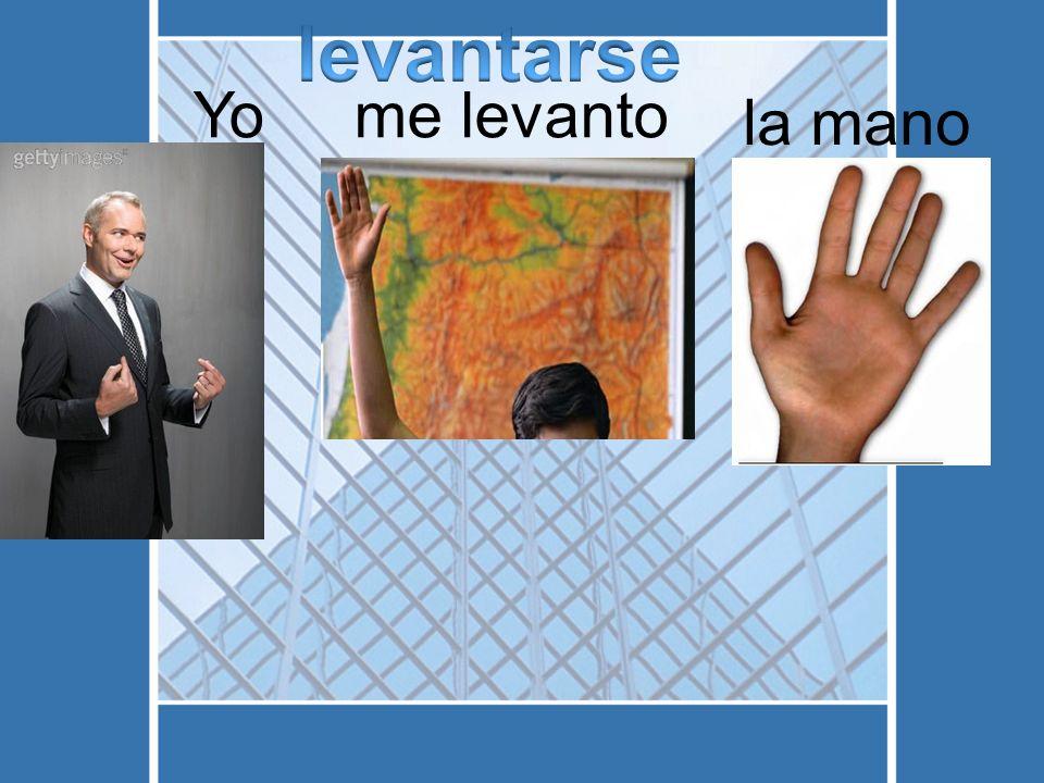 Yome levanto la mano